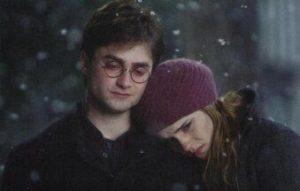 Harry Potter und Hermine Granger