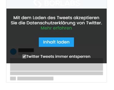 tweets opt in
