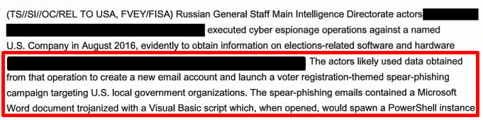 NSA Bericht Teil 1